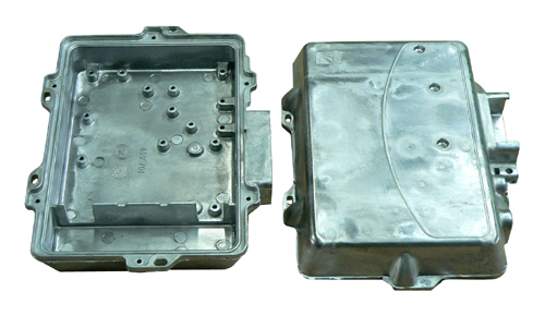 Picture of Aluminum Casting for 01011