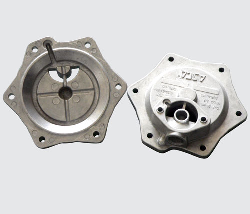 Picture of Aluminum Casting for 01029